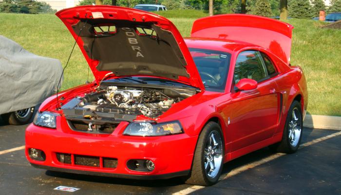 Daniel's 2003 Mustang Cobra (MVM #417)