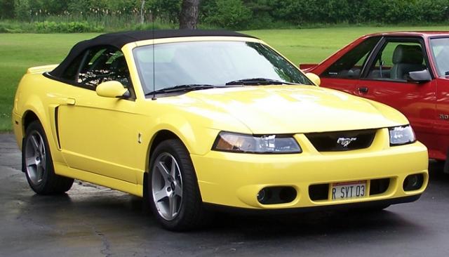 Glen's 2003 Cobra Convertible (MVM #411)