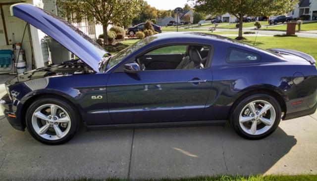Bob & Therese's 2011 GT (MVM #676 & 677)