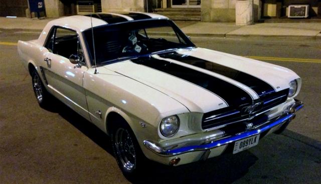 John's 1965 Coupe (MVM #720)