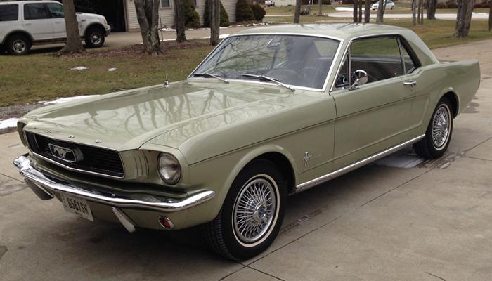 John K.'s 1966 Coupe (MVM #720)