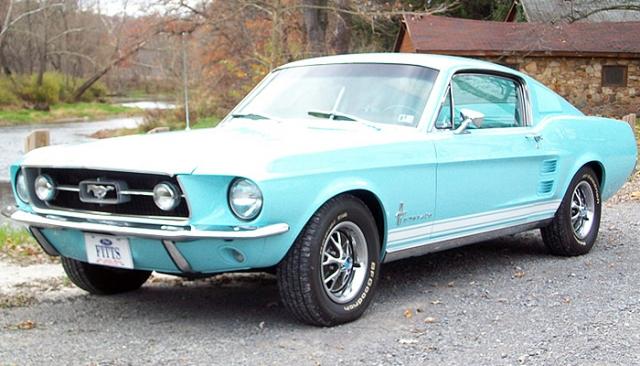 Bill's 1967 Fastback (MVM #478)