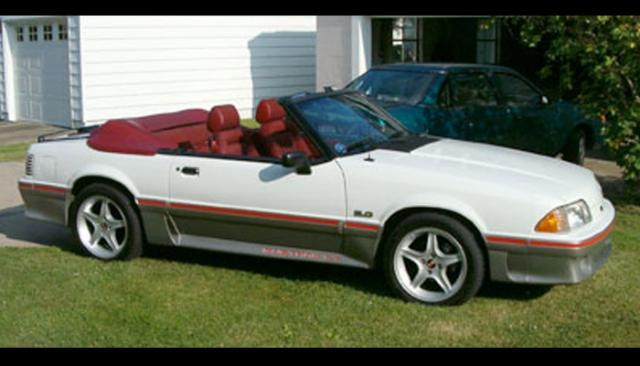 Rick DiVito's 1988 GT Convertible (MVM #650)