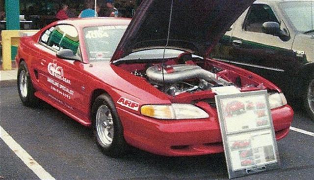 John's 1995 NMRA Mustang (MVM #149)