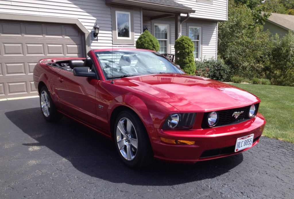 Ron & Mary's 2006 GT Convertible