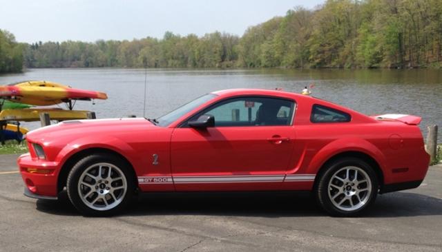 Chuck's 2007 Shelby Cobra GT500 (MVM #575)