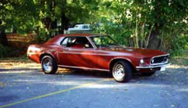 Jeff & Priscilla's 1969 Coupe (MVM #184 & 185)