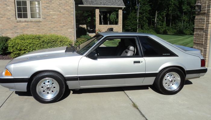 Marty's 1991 LX 5.0 (MVM #208)