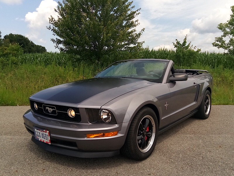 Doug's 2006 V6 Pony Package Convertible (MVM #753)